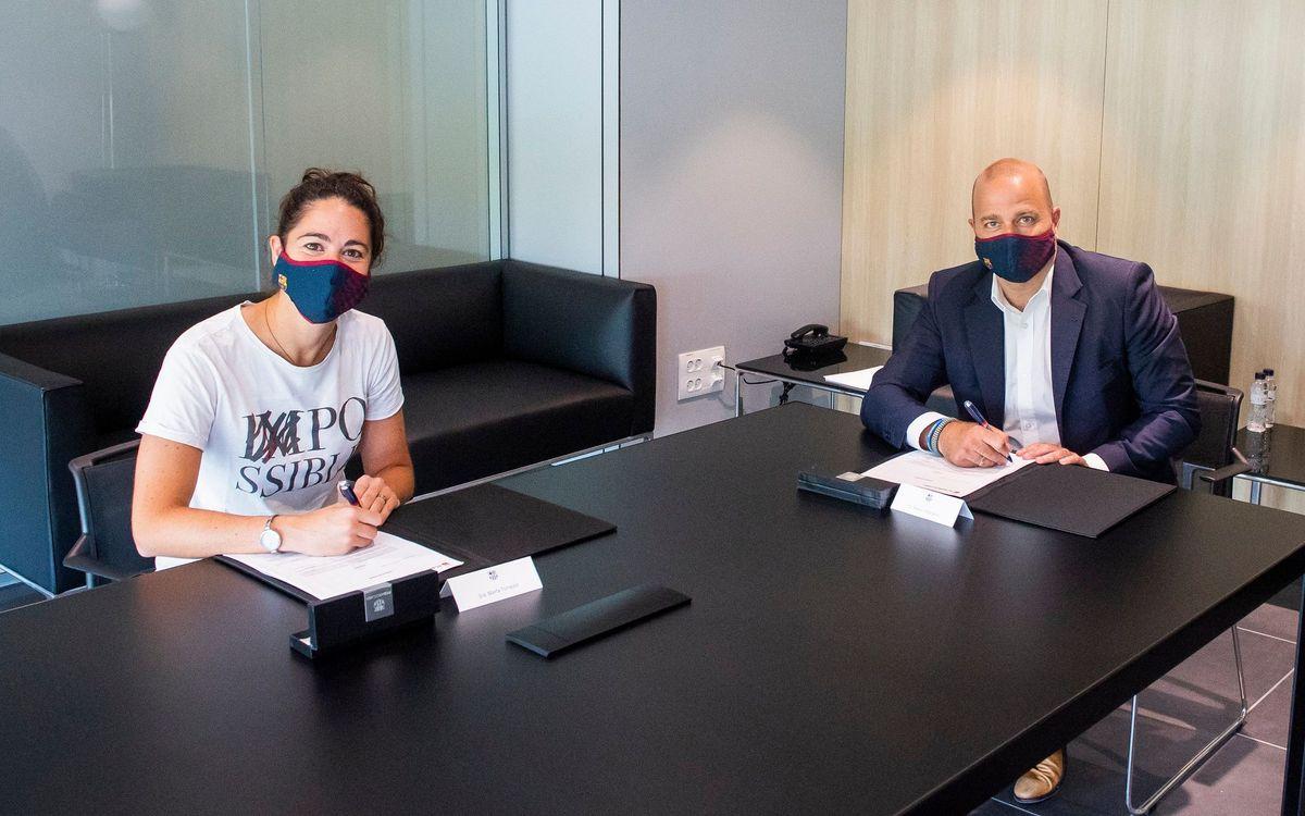 Torrejón, Codina y Candela firman sus renovaciones