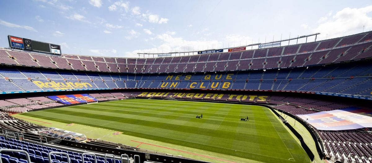 Camp Nou season tickets: Compensation measures, August renewal postponed, temporary suspension and the option of receiving money back