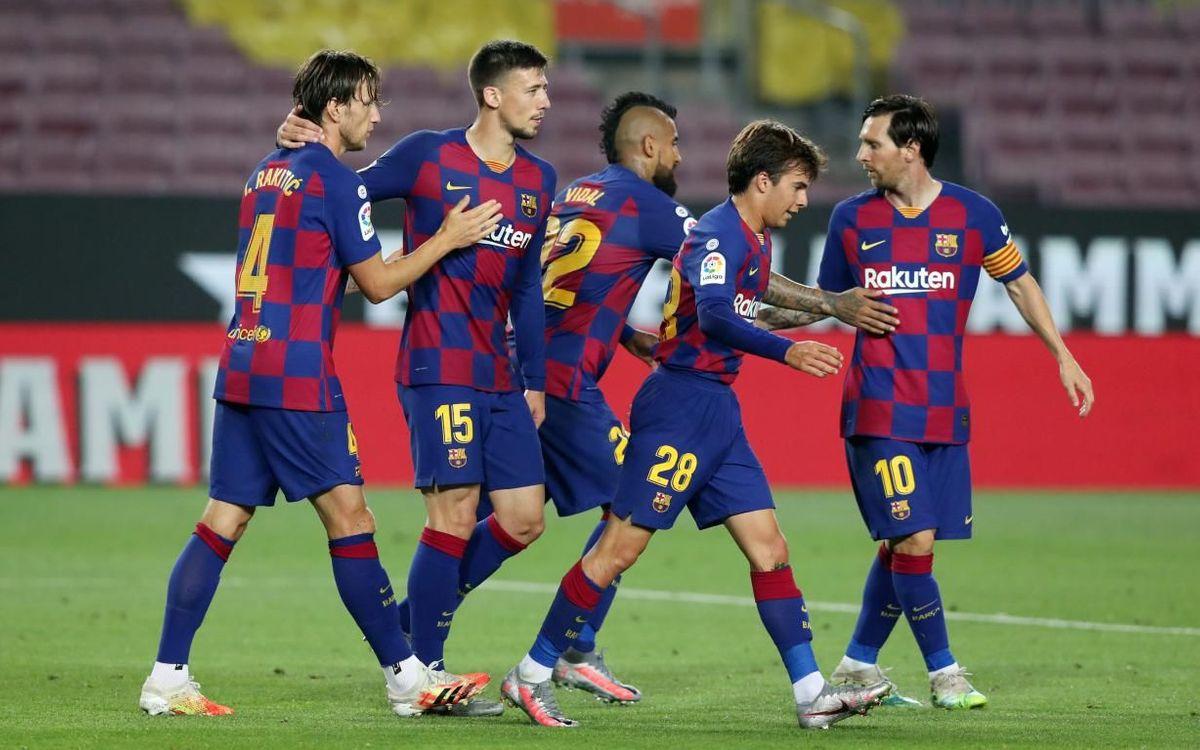 PREVIEW - Celta v Barça