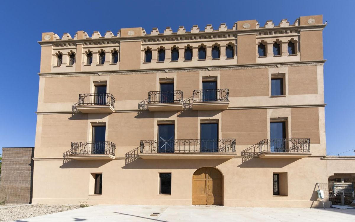 Can Felip, la recuperación de un patrimonio histórico