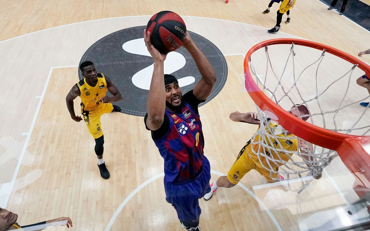 Barça 86–87 Iberostar Tenerife: Defeat to close the group stage