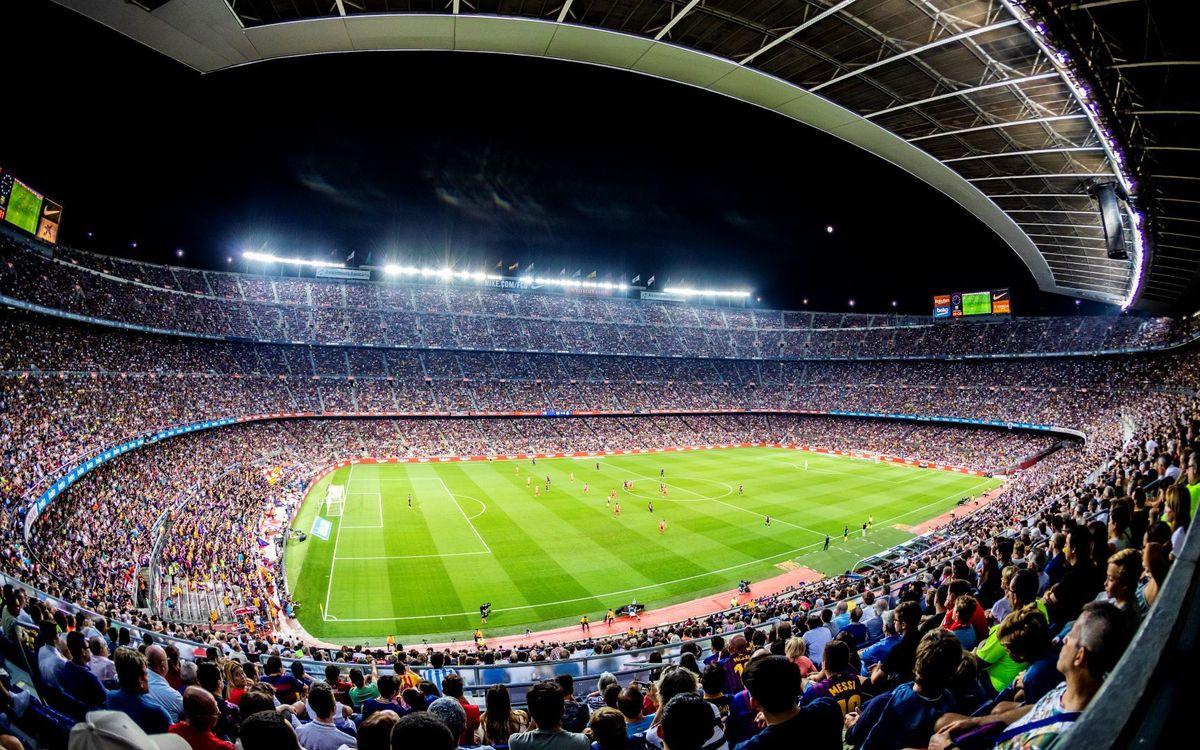 Els formularis per demanar la compensació dels abonaments del Camp Nou i del Palau estaran oberts del 20 de juliol al 3 d'agost