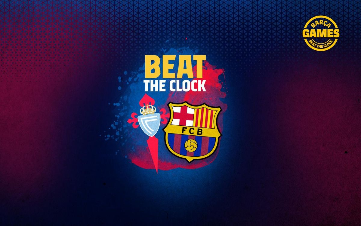 BEAT THE CLOCK | Name the 11 footballers who have played for Barça and Celta in the 21st century