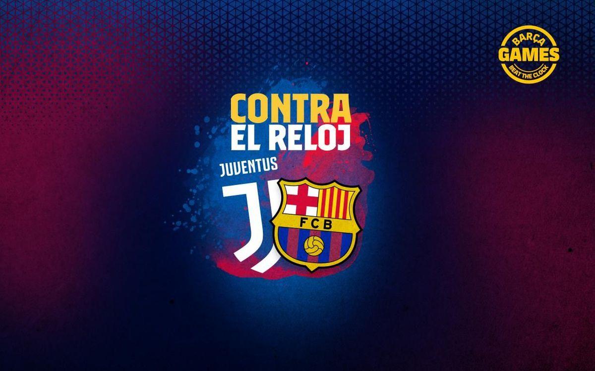 CONTRA EL RELOJ | Nombra los 13 futbolistas que han estado en Barça y Juventus