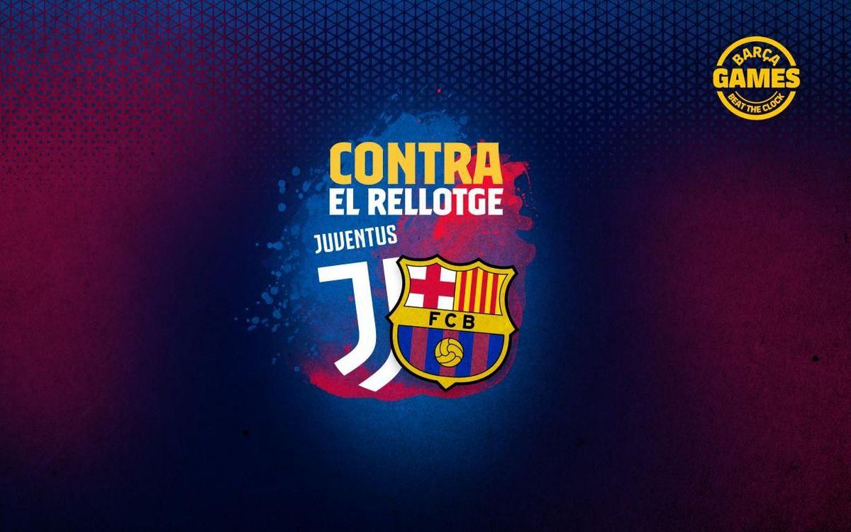 CONTRA EL RELLOTGE | Anomena els 13 futbolistes que han signat per Barça i Juventus