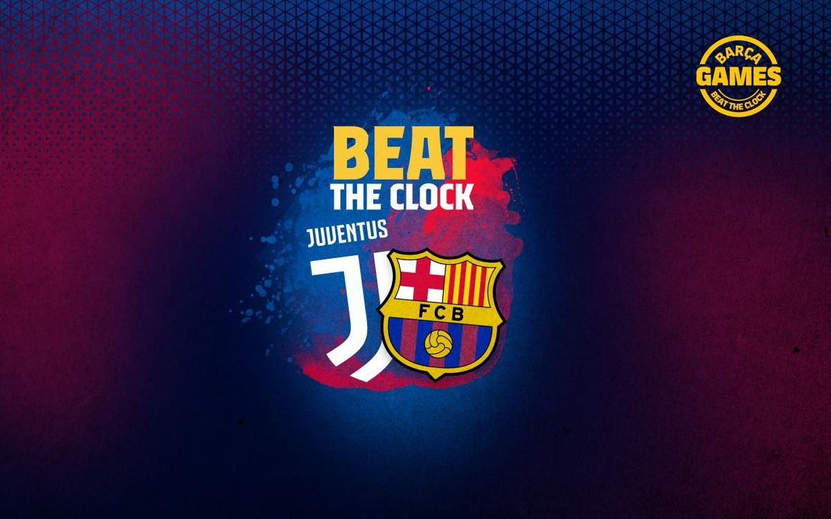 AGAINST THE CLOCK | Name the 13 players who have played for Barça and Juventus