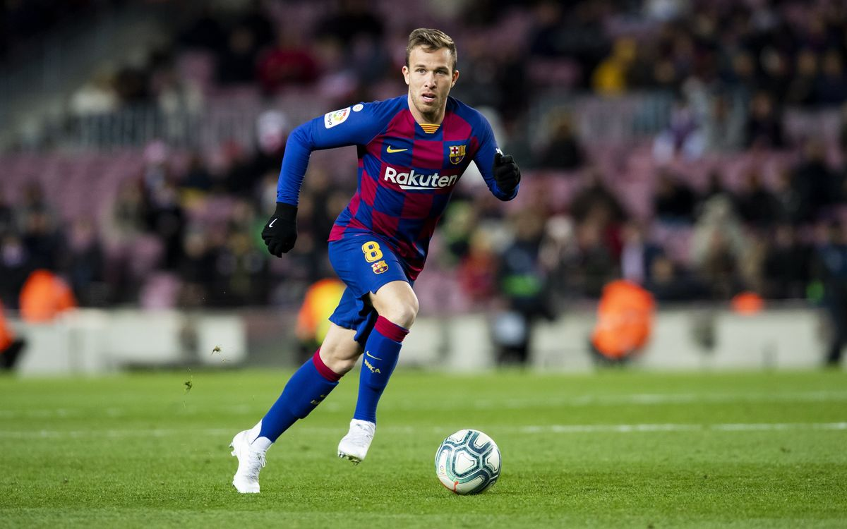 Agreement with Juventus for the transfer of Arthur