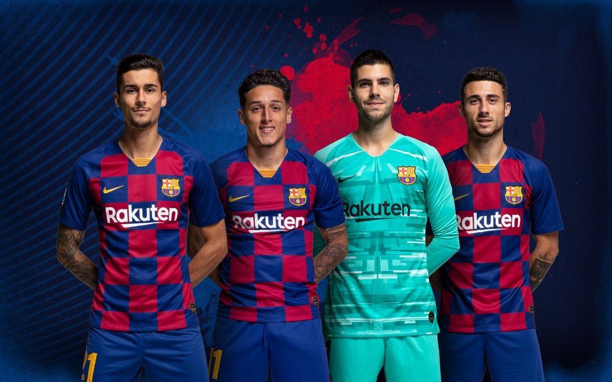 Chumi, Kike Saverio, Sergi Puig i Guillem Jaime no continuen al Barça B