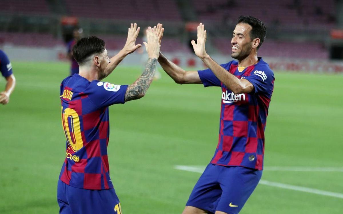 Previa | Barça - Girona: Segundo test de la pretemporada