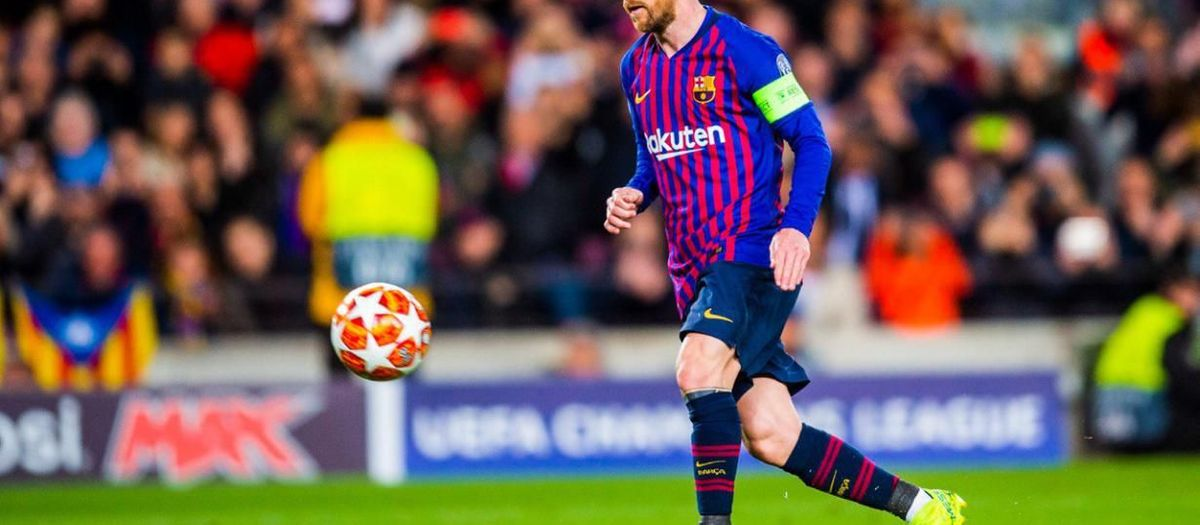 Messi scores fourth 'Panenka' penalty