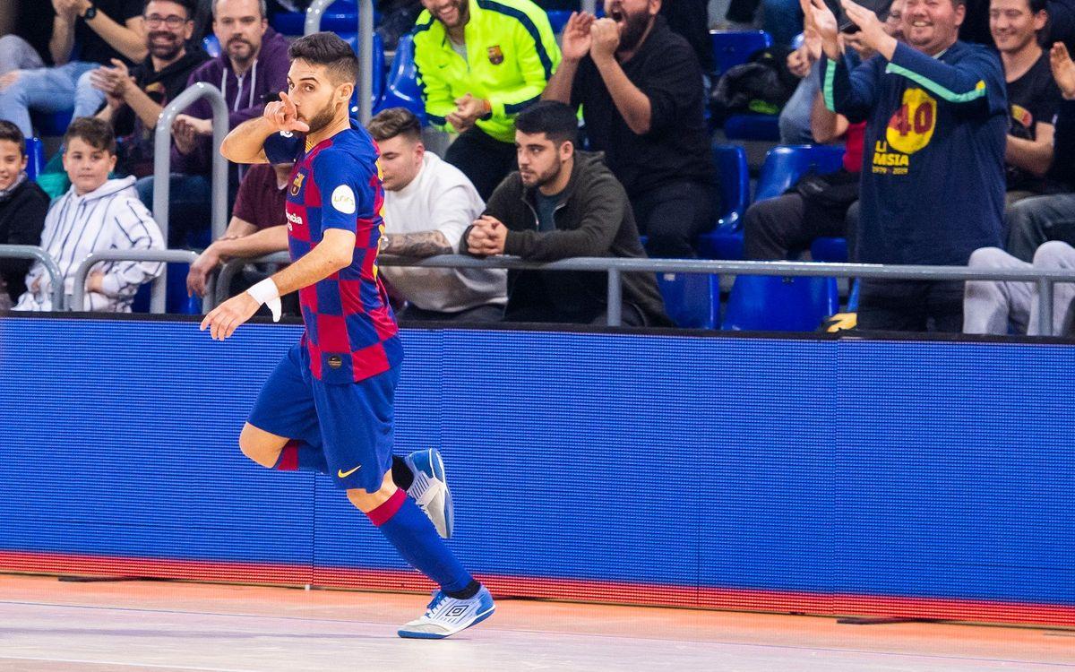 Adolfo se corona máximo goleador
