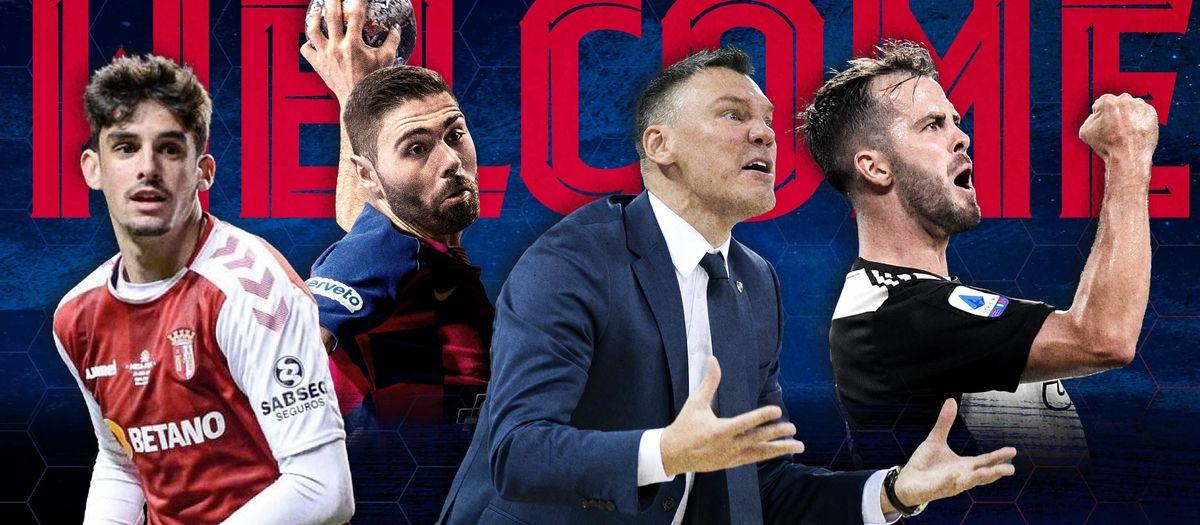 Las altas y bajas del verano en el FC Barcelona