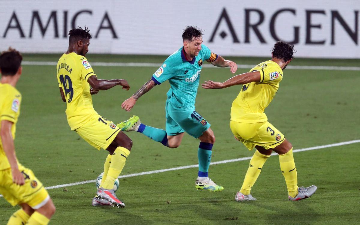 Les 19 passes décisives de Messi cette saison, en vidéo