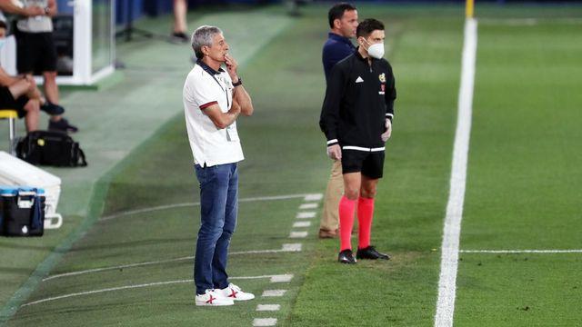 Sự thay đổi của Quique Setien trong chiến thắng trước Villarreal