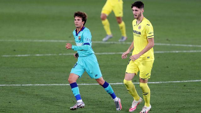 Villarreal - Barça (1-4)
