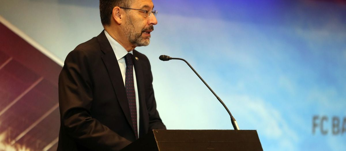 Bartomeu: 'We can be happy with the team's performance'