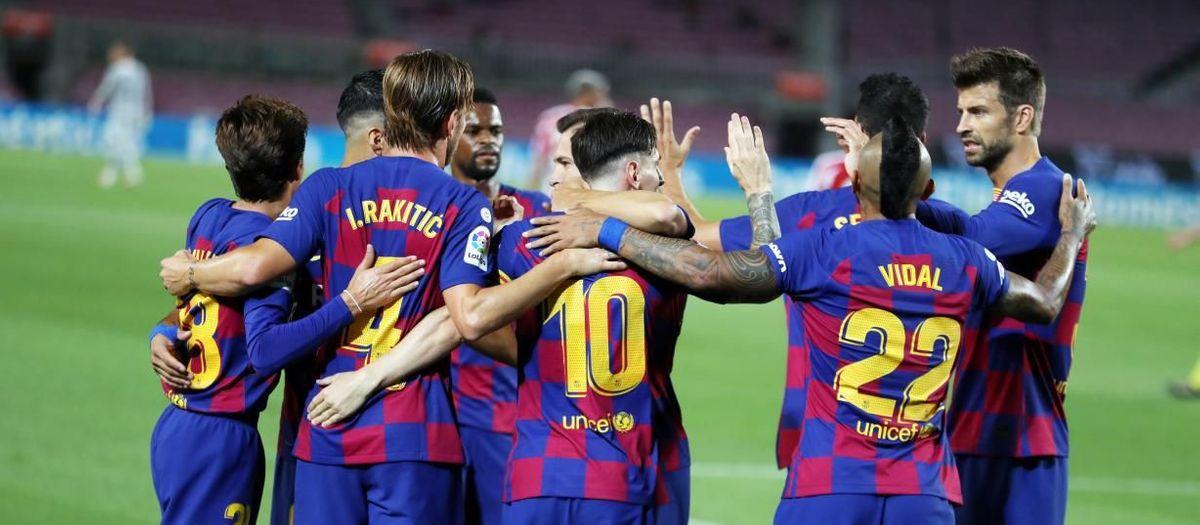 La prèvia del Barça - Osasuna: Últim partit de Lliga al Camp Nou