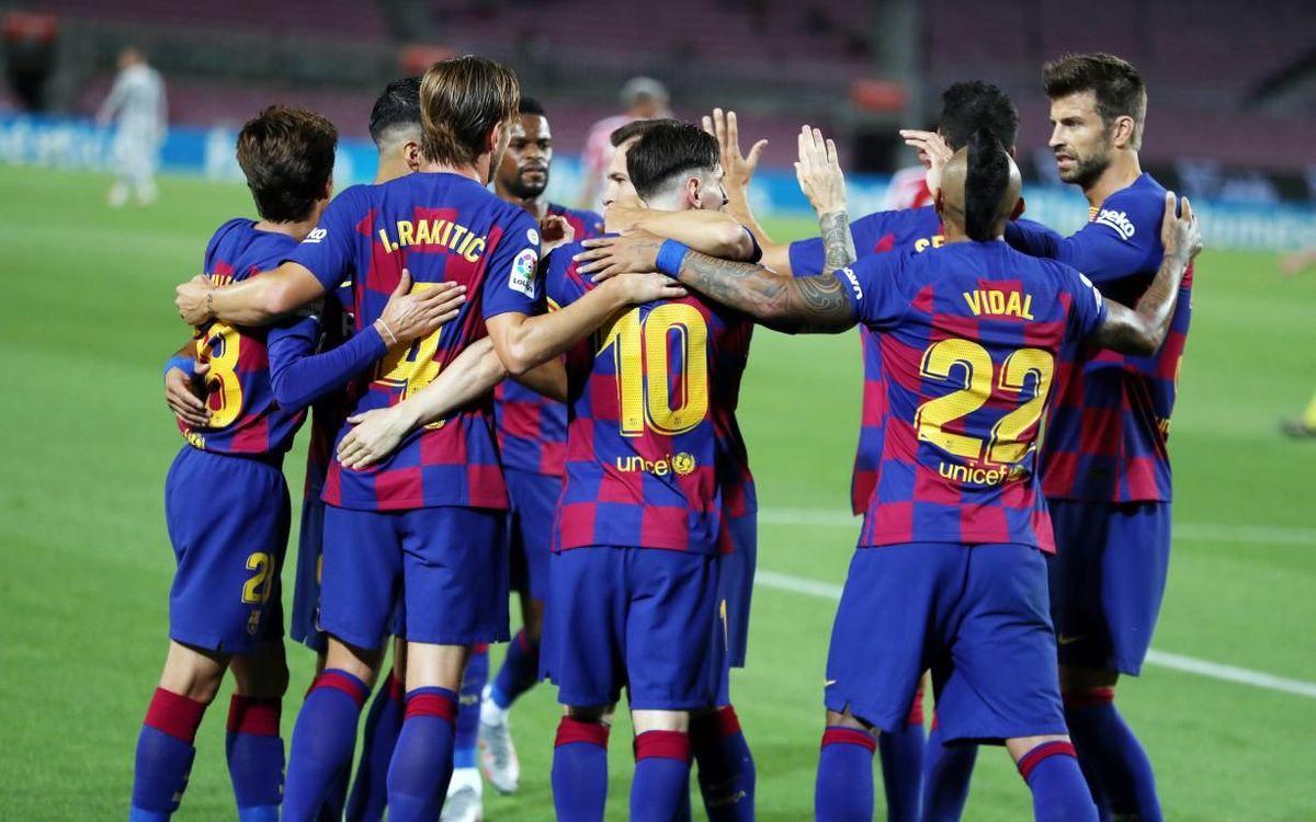 La prèvia del Barça – Espanyol: Un derbi amb molt en joc