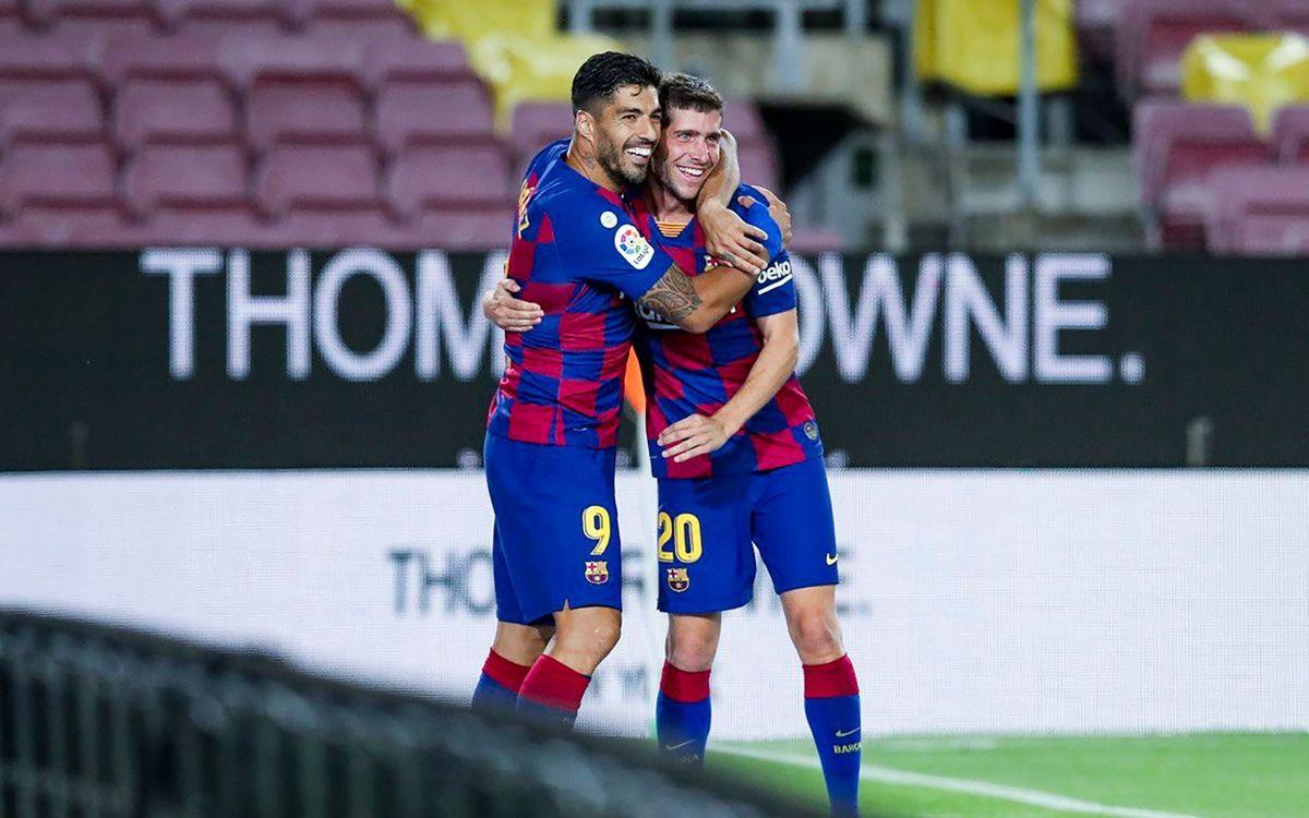 Barça - Espanyol : La MSG fait encore la différence
