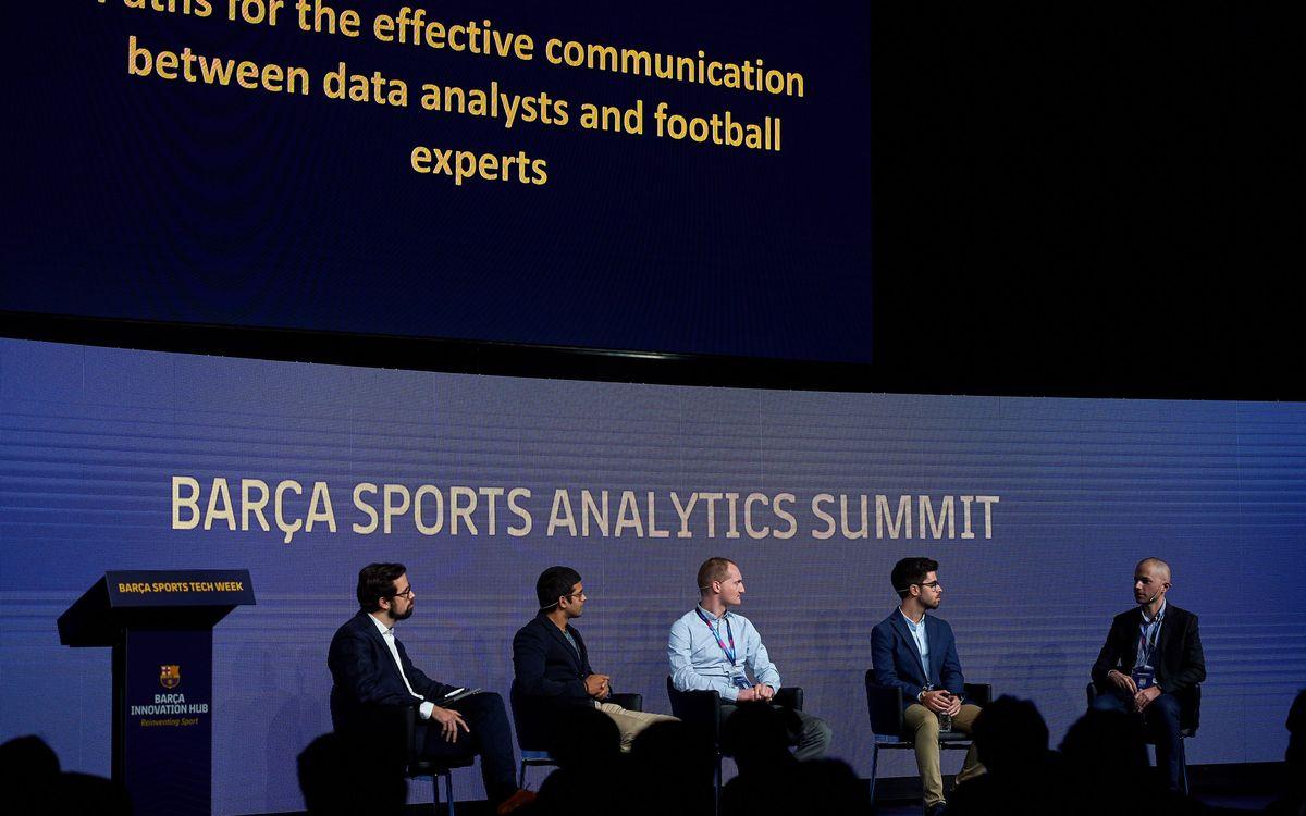 La UPC School y el FC Barcelona presentan un nuevo postgrado en Sports Analytics