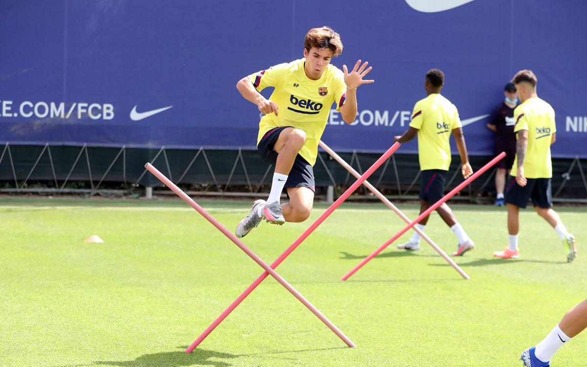 Le groupe du Barça convoqué pour Valladolid