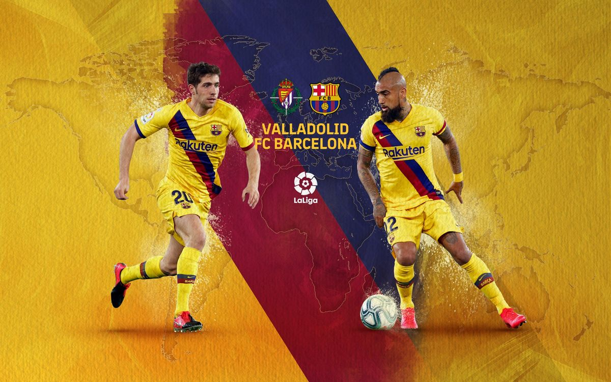 When and where to watch Valladolid v Barça