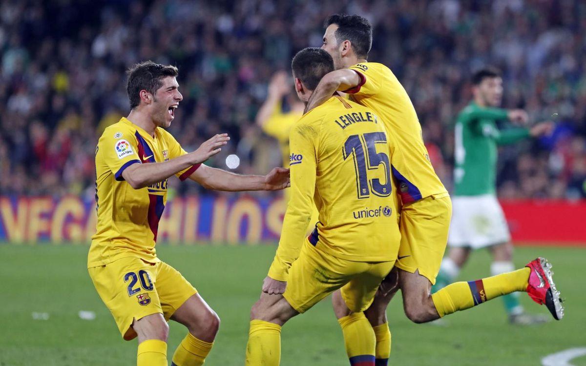 Valladolid - Barça : Ne rien lâcher