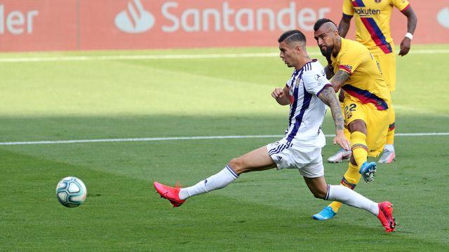 Real Valladolid - Barça (0-1)