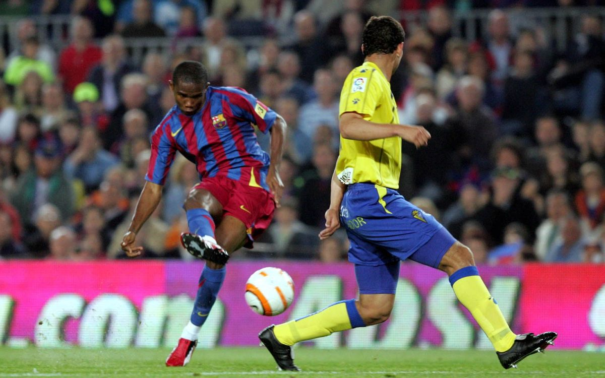 Previous meetings against newly promoted Cádiz