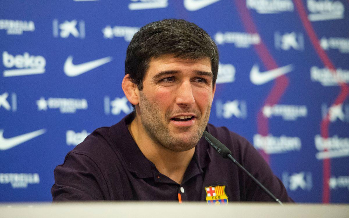 Sergi Guerrero renova amb el Barça Rugby
