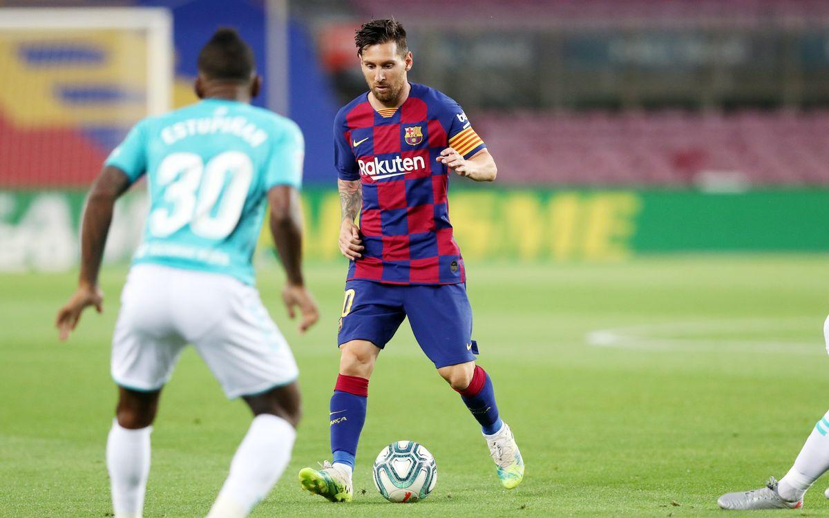 Messi calls for global self-criticism