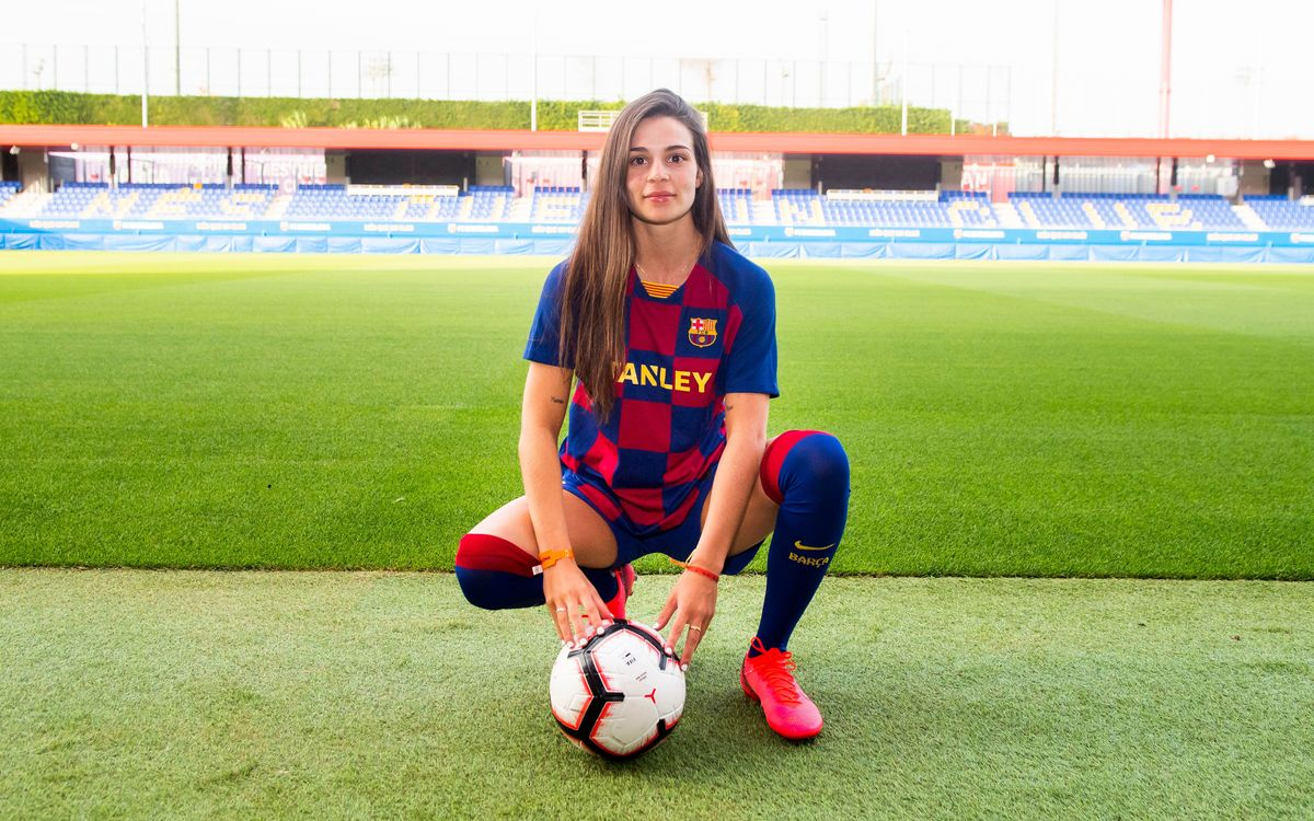 Acuerdo con el Madrid CFF para la contratación de Giovana Queiroz