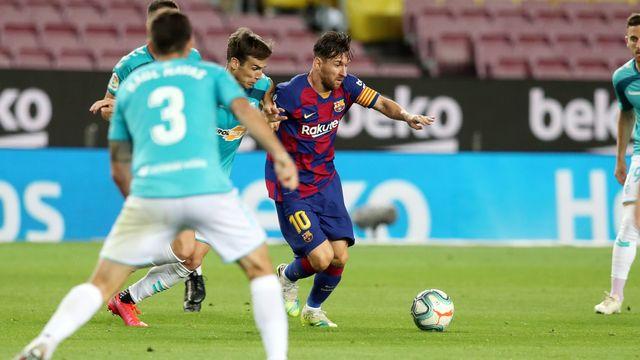 Barça - Osasuna (1-2)