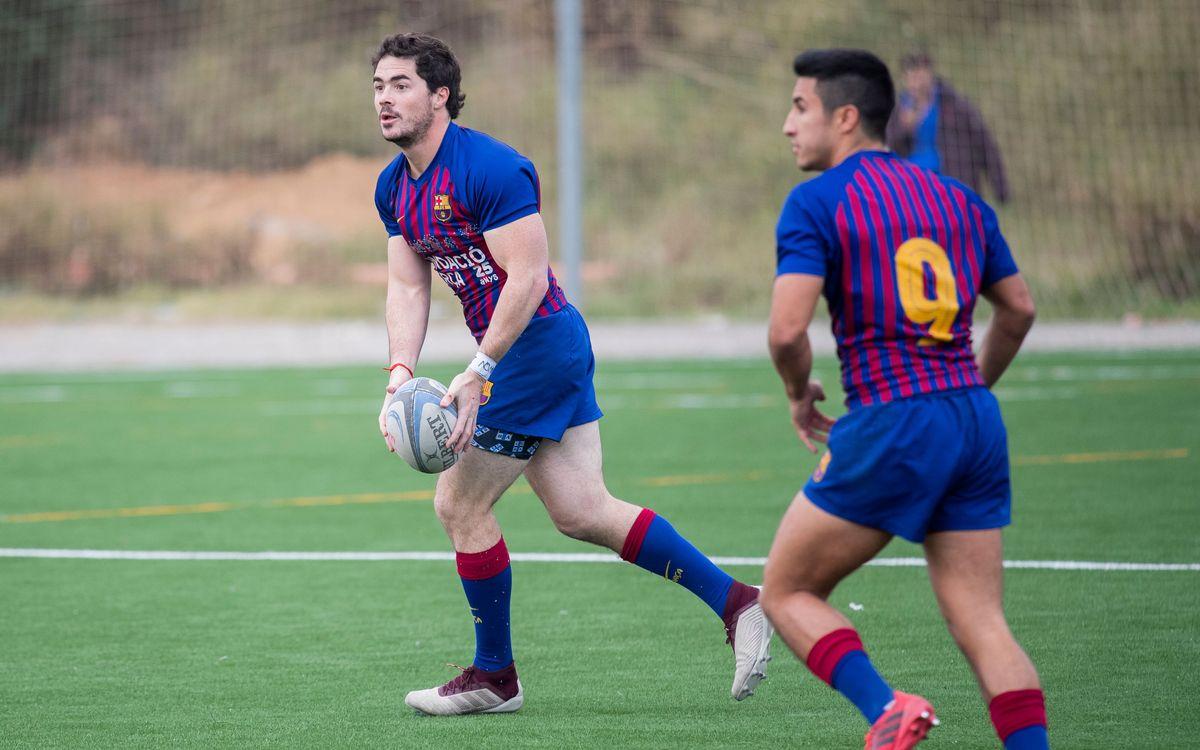 El Barça Rugby s'assegura a Bautista Güemes