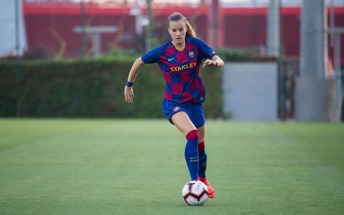 Acuerdo con el Sevilla para la cesión de Carla Armengol