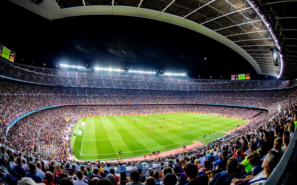 El próximo lunes 20 de julio se abre el formulario para sol·licitar la compensación de los abonos del Camp Nou y del Palau