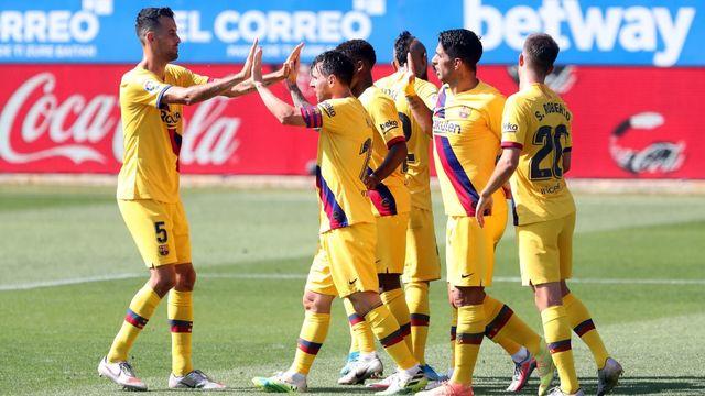 Alavés - Barça (0-5)