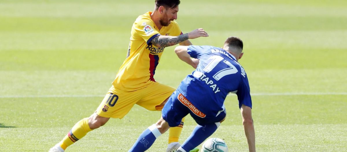 Five facts you should know ahead of Alavés v Barça