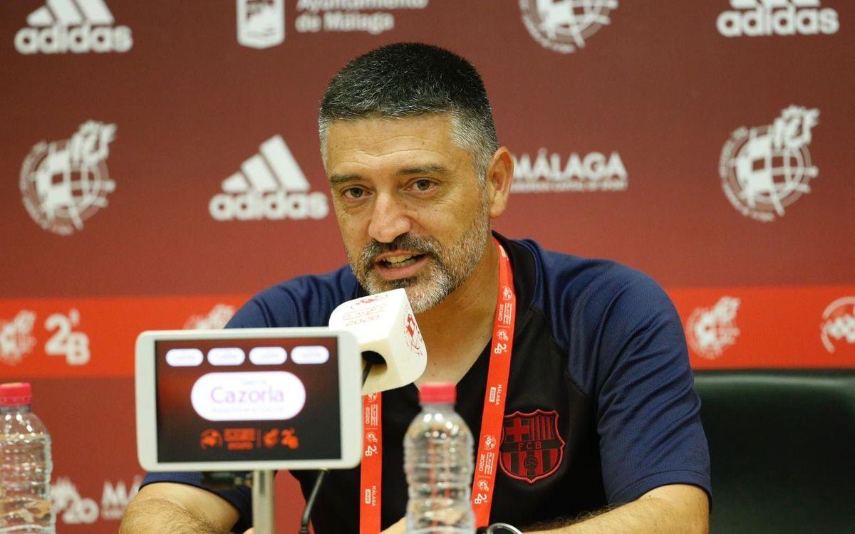 Garcia Pimienta: