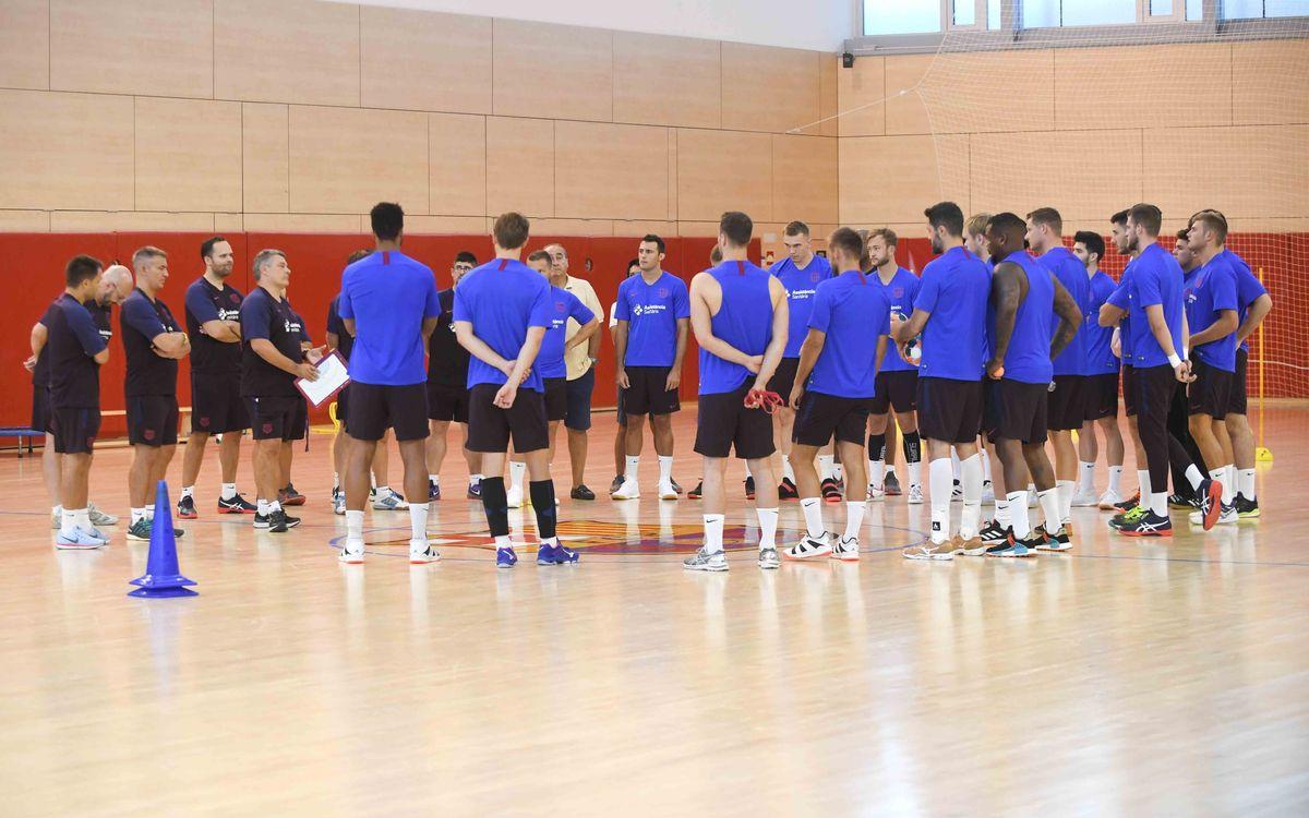 El Barça 20/21 arrancará el 3 de agosto