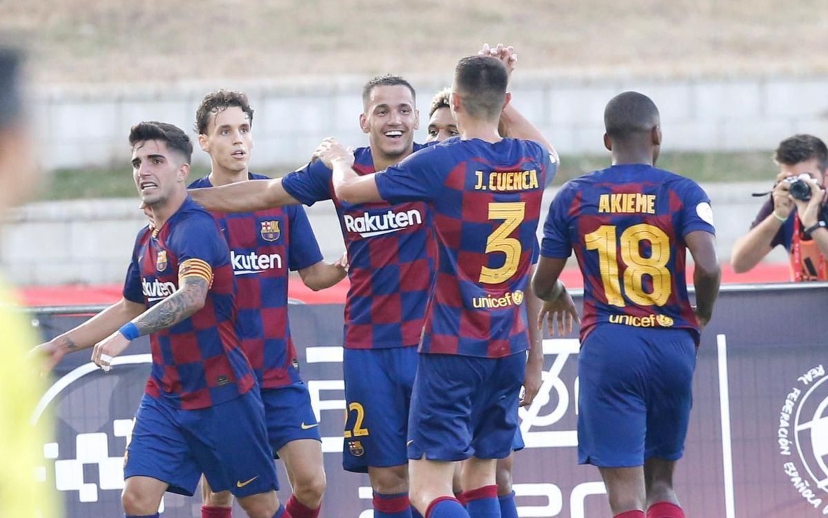 [PREVIEW] Barça B v Badajoz: A second playoff for promotion