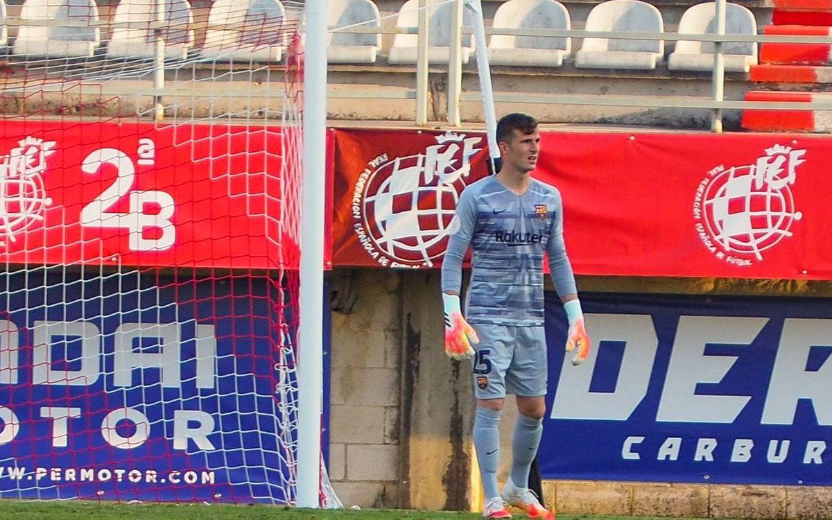 Iñaki Peña, the penalty saver