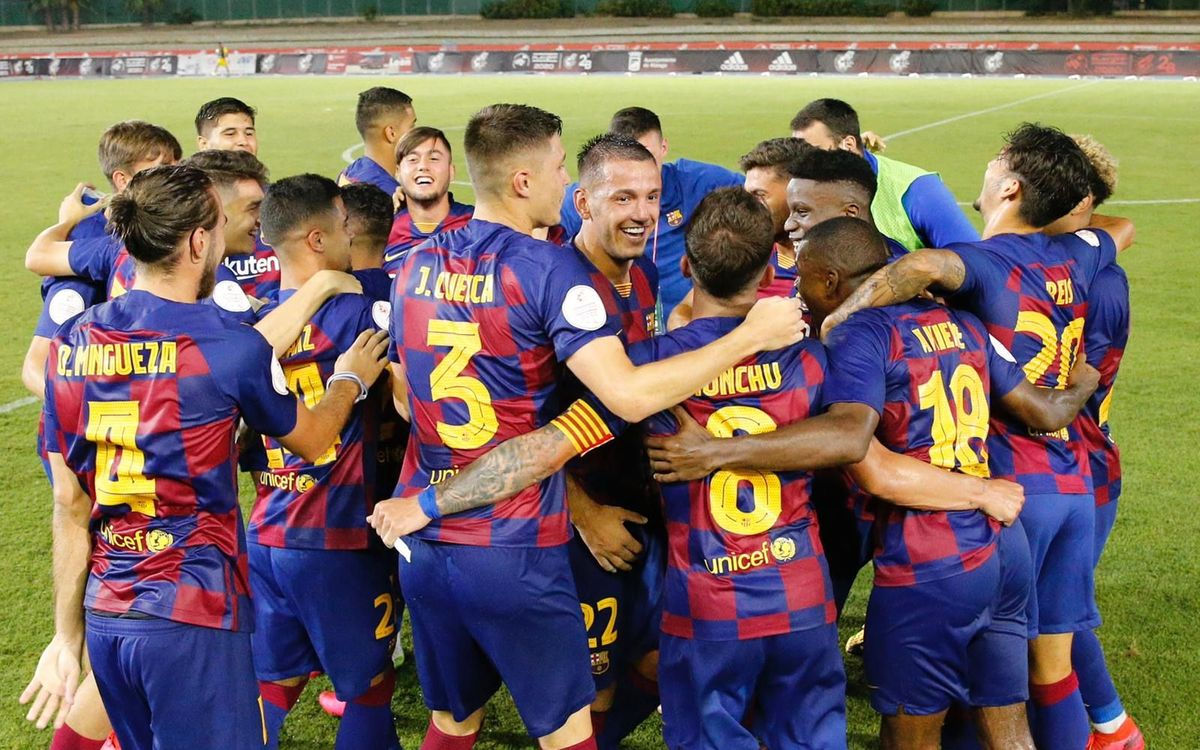 PREVIEW: Barça B v Sabadell: A final worth a promotion