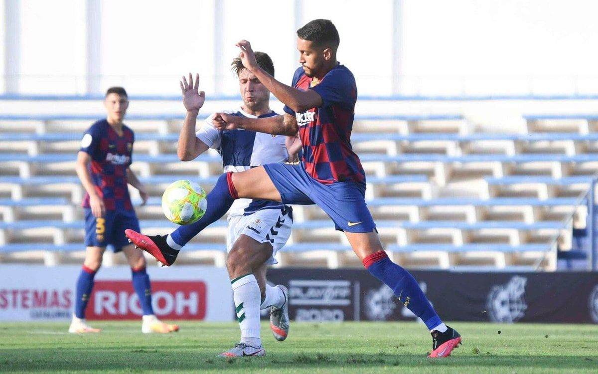 Barça B 1-2 Sabadell: Promotion dream slips away
