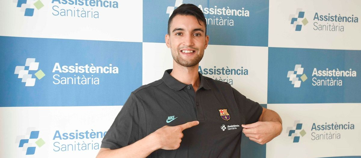 André Coelho passes medical