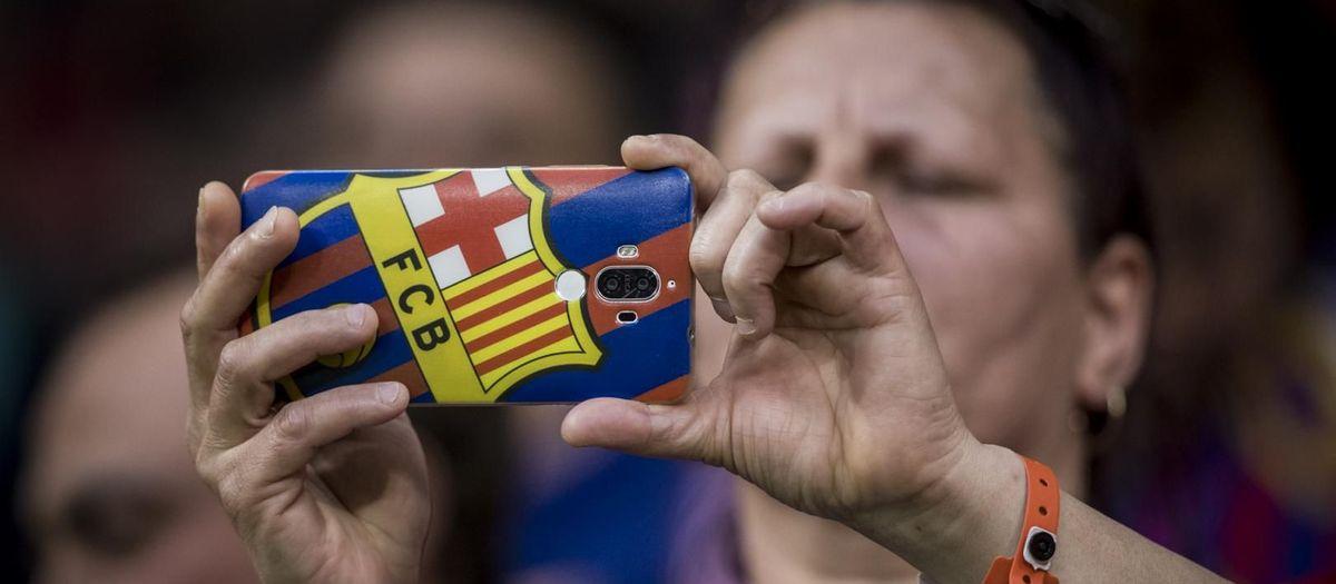Le Barça, toujours numéro 1 des réseaux sociaux