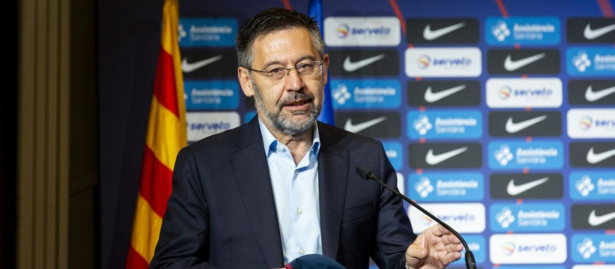 Bartomeu: 'The best thing is to combine experience with youth'