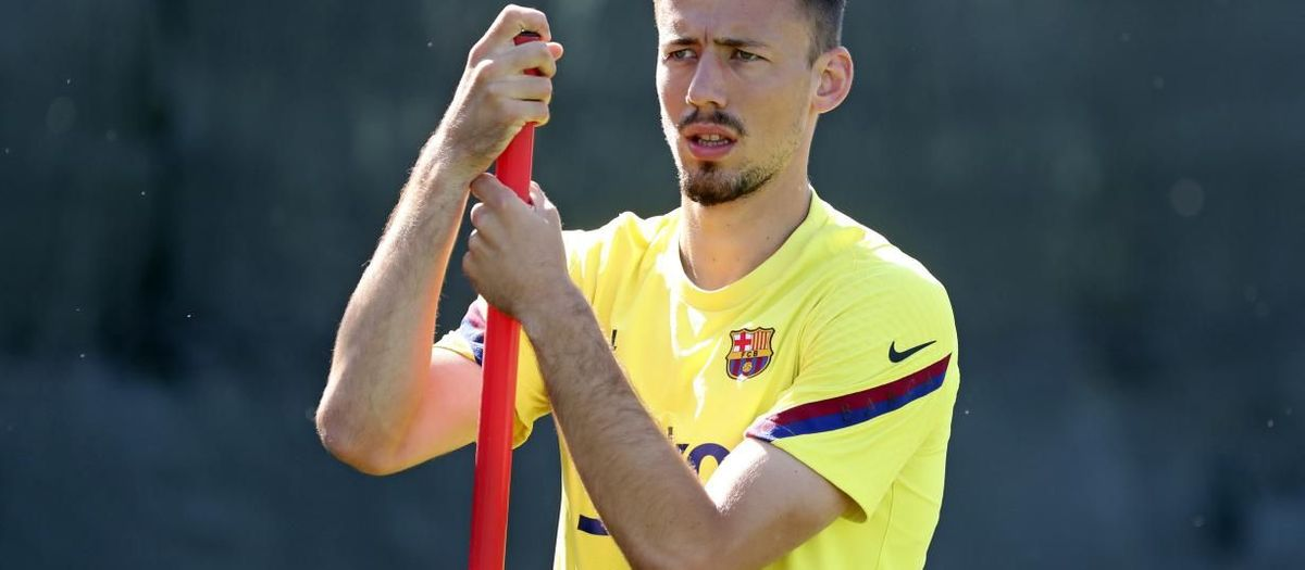 Lenglet: 'We'll have to play well to get to the final phase'