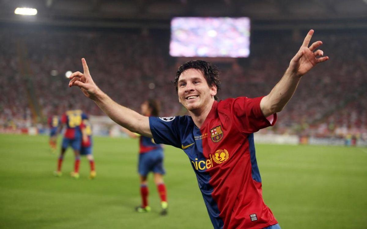 Leo Messi, roi de la Ligue des Champions