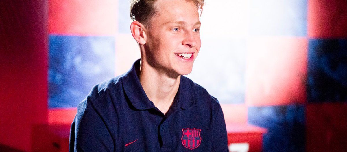 De Jong feeling fit and ready for Napoli